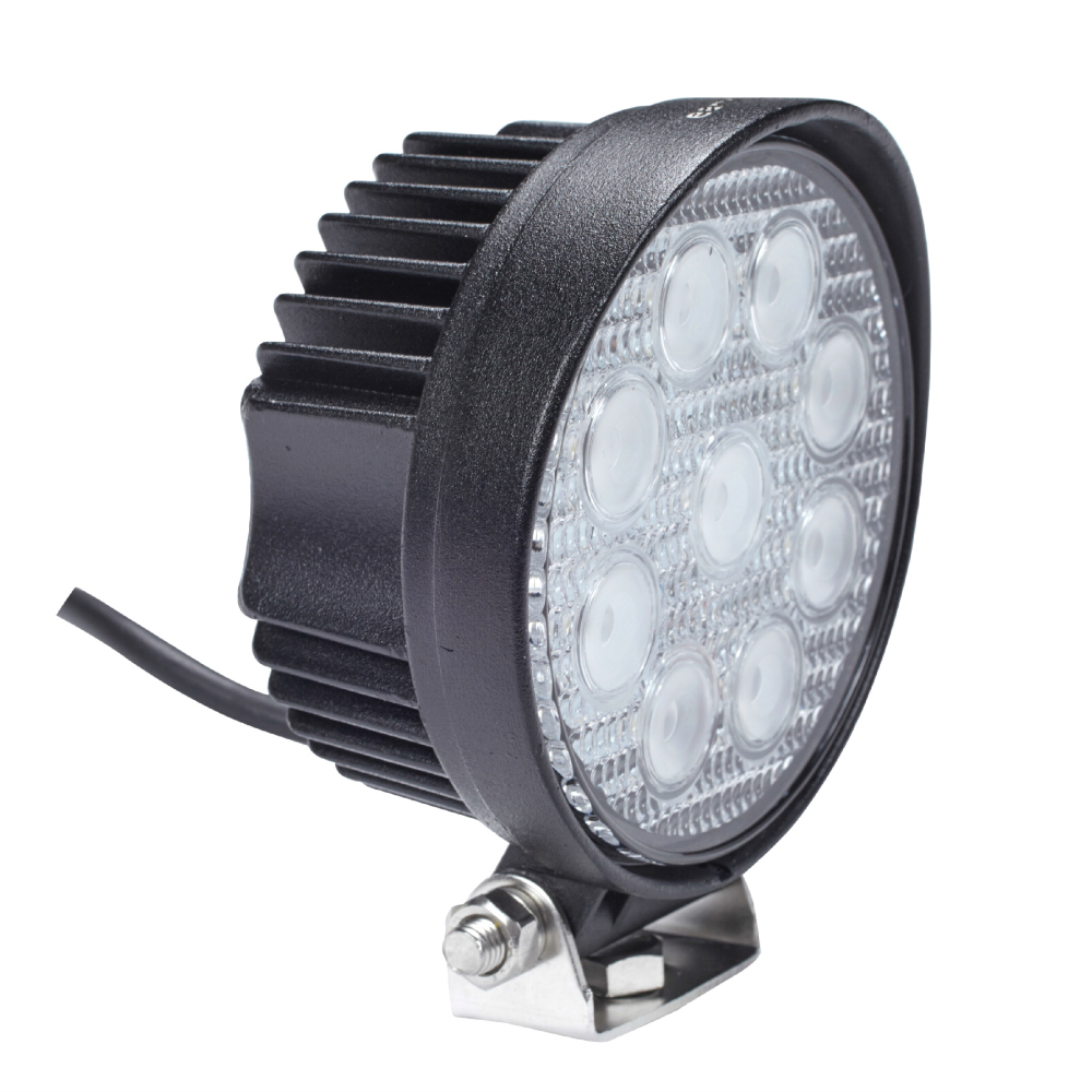 Led Lights Utility Tractor : Utility series dv led work lights earthtrack lighting