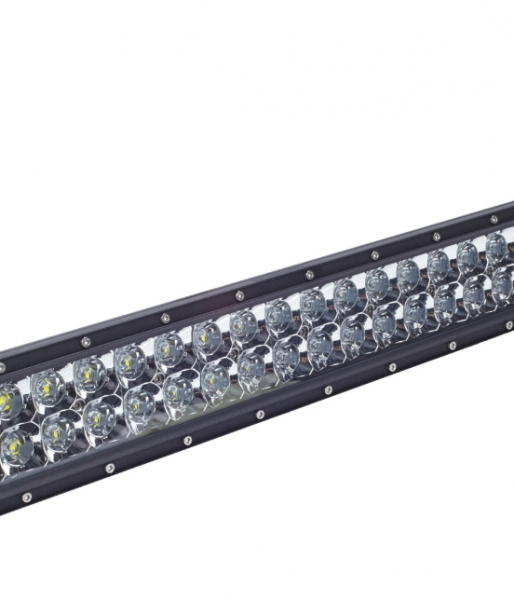 COMMANDER 200W DUAL ROW EXTREME OPTICS LED LIGHT BAR
