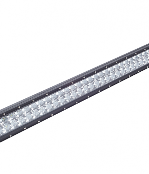 COMMANDER 400W DUAL ROW EXTREME OPTICS LED LIGHT BAR